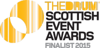 Drum Scottish Event Awards finalist